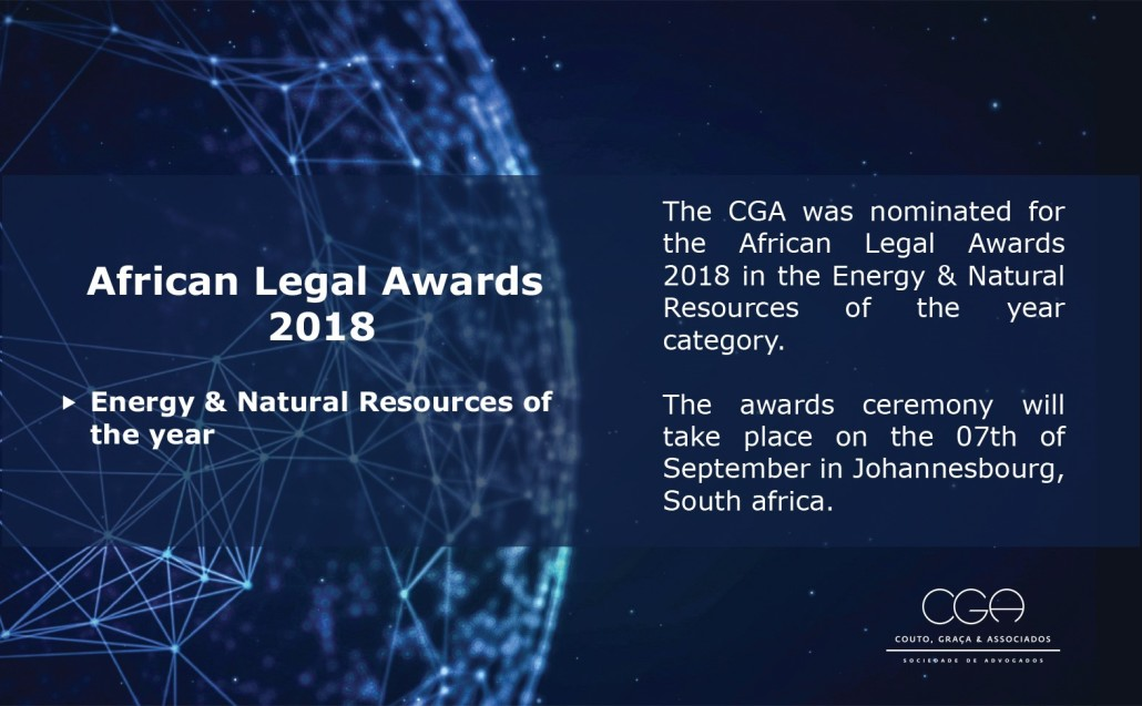 African Legal Awards 2018